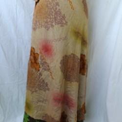 Large Sari Wrap Skirt (SKIRT027)