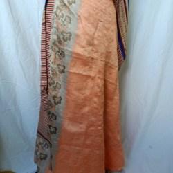Medium Sari Wrap Skirt (SKIRT052)
