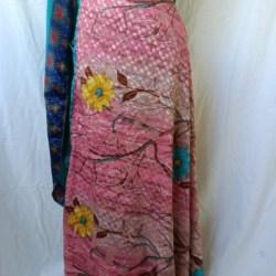 Medium Sari Wrap Skirt (SKIRT054)