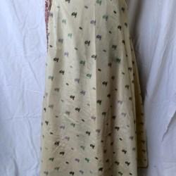 Medium Sari Wrap Skirt (SKIRT080)