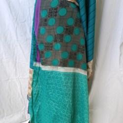 Medium Sari Wrap Skirt (SKIRT095)