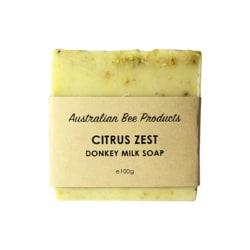 Citris Zest Soap