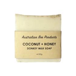 Coconut+Honey Soap