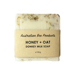 Honey+Oat Soap