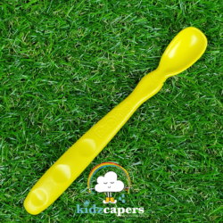 Re-Play Infant Spoon – Yellow