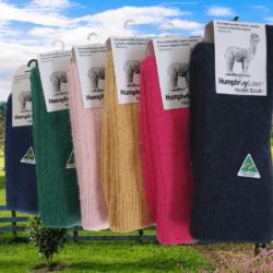 Alpaca Made Socks