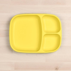Re-Play Divided Tray – Yellow