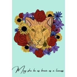 Flower Power (Set of 3) Wall Prints