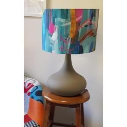 Australian designer handcrafted lampshade