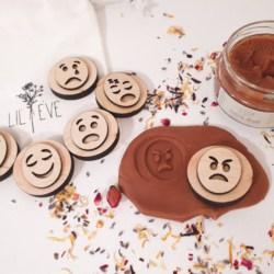 Emotion Sensory Dough Stamps