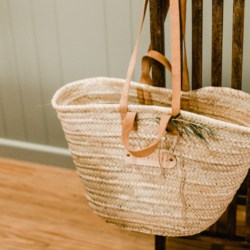 Genevieve Market Bag