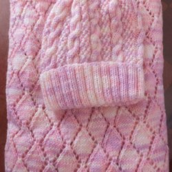 Baby Blanket & Beanie Set