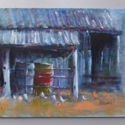 """Pete's Barn"""