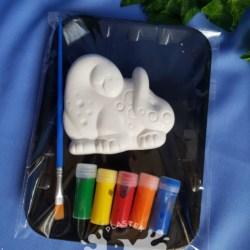 Brontosaurus Plaster Painting Gift Pack