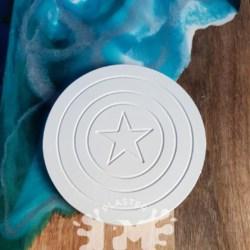 Captain America Plaster Painting Gift Pack