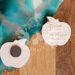 Best Teacher Plaster Gift Bag- Kids Craft- Kids Thank You Gift