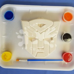 Autobot Plaster Painting Gift Pack