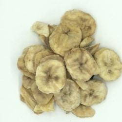 Freeze dried banana bites – Box of 20