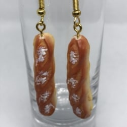 Bread Sticks Earrings