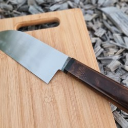 Hand Made Stainless Steel Kitchen Knife FREE POSTAGE