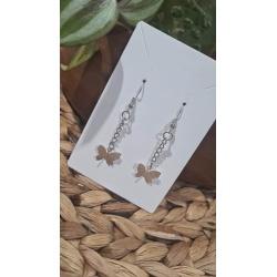 Butterfly Earings by Jayde *FREE POSTAGE* (Copy)