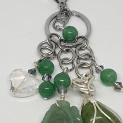 Jade Handbag Accessory