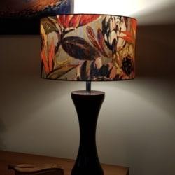 Protea lampshade