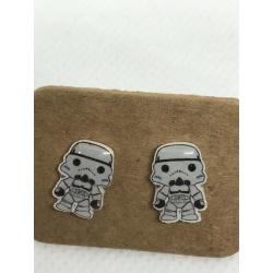 Stormtrooper Studs