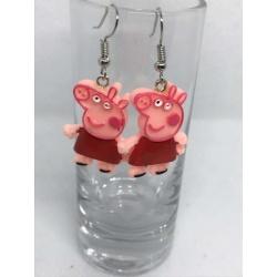 Peppa Pig Earrings
