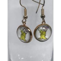 Dopey Earrings