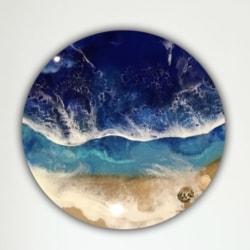 'South Coast Ocean' wall art