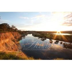 Golden Light at Tambo Bluff | Canvas or Framed Artwork | Australian Photography