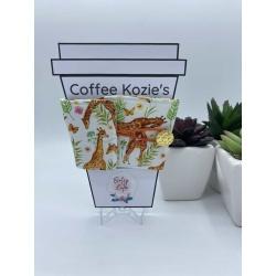Coffee Kozie – Giraffe