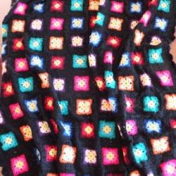 Granny Squares Blanket