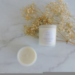 Not so Vanilla Soy Candle