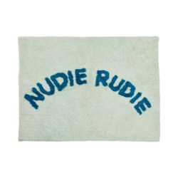 Tula Nudie Rudie Bath Mat – Mint