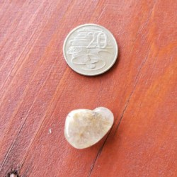 Rutilated Quartz Tumble Stones