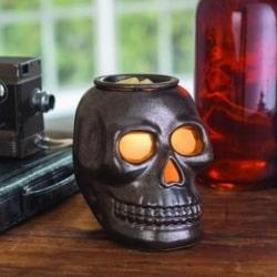 Large Melt Burner – Skull Illumination Warmer