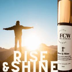 Rise n Shine Aromatherapy Blend