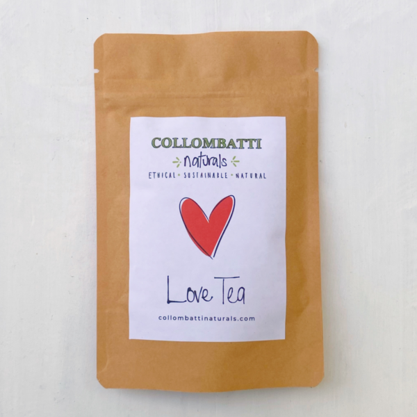 Collombatti Naturals French Love Tea Packet
