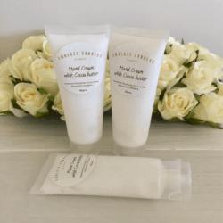 Natural hand cream