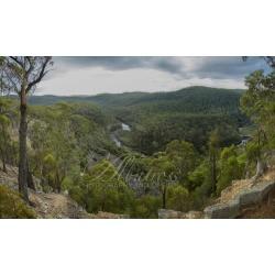 Amphitheatre Panorama | Canvas or Framed Artwork | Australian Photography