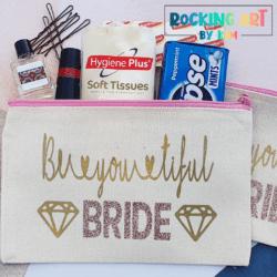 Bride essential bag