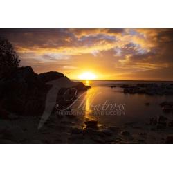 Sunrise at Cape Conran Coastal Reserve | Canvas or Framed Artwork | Australian Photography