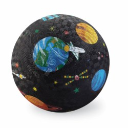 Crocodile Creek 7″ Playground Ball – Space Exploration