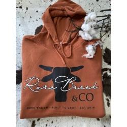 Charlie – Unisex hoodies – Copper