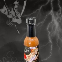 Hermes – Smokey Black Garlic BBQ Hot Sauce 150ML