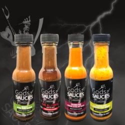 The Hot Sauce BBQ Pack