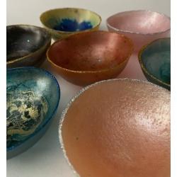 Art Resin Trinket Dishes