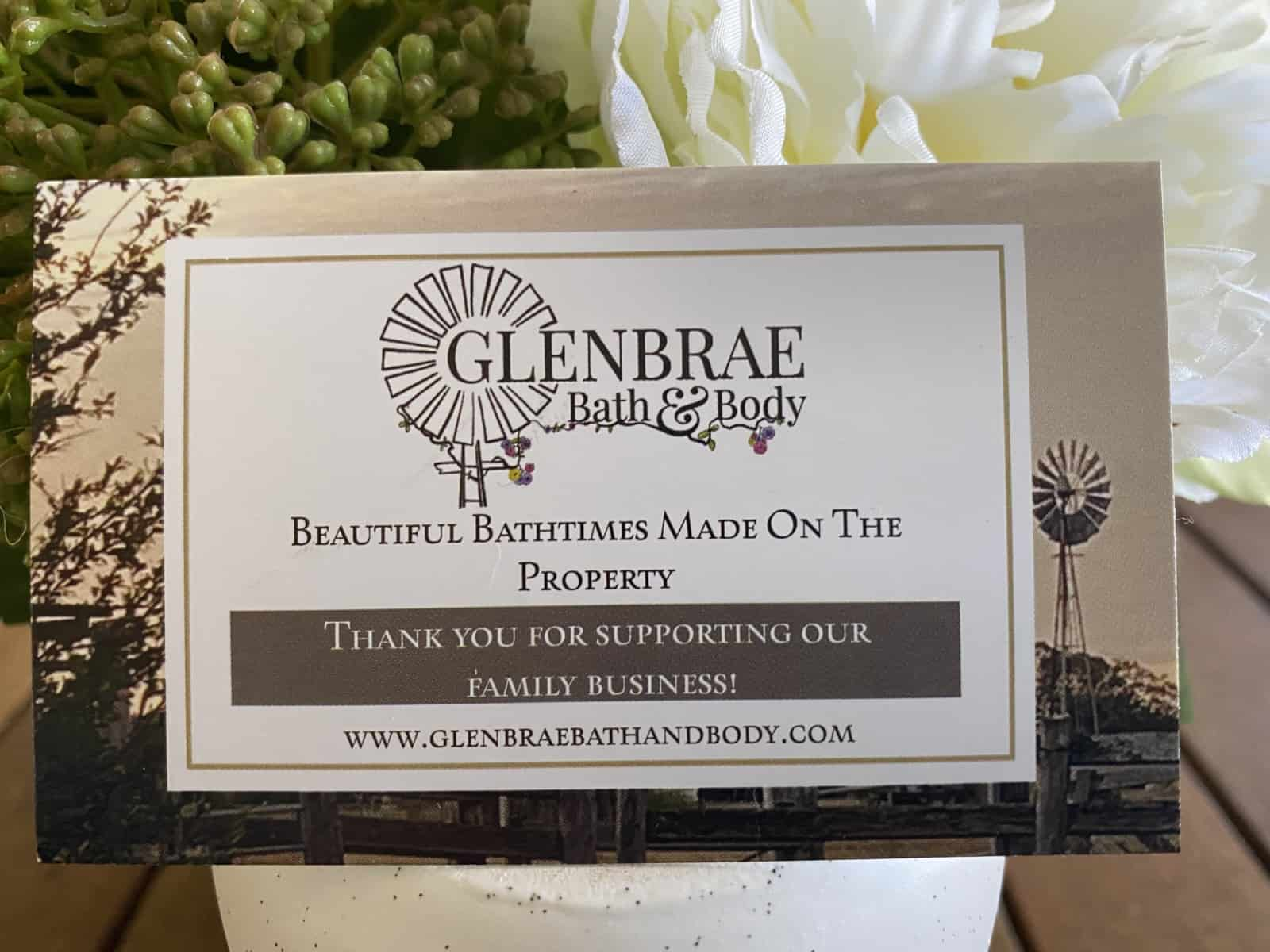 Glenbrae Bath and Body